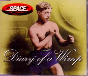 Space - Diary Of A Wimp - UK  CD Single