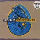 Southern Fly - Maybe It's The Right Time - UK  CD Single