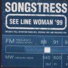 Songstress - See Line Woman - UK  CD Single
