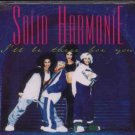 Solid Harmonie - I'll Be There For You - UK  CD Single
