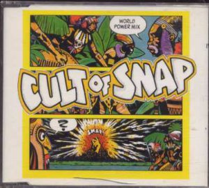 Snap - Cult Of Snap - UK  CD Single