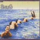 Smug - Caroline - German  CD Single