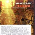Slum Village - Tainted - UK CD Single