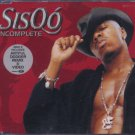 Sisqo - Incomplete - UK  CD Single