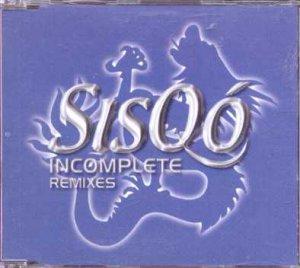 Sisqo - Incomplete - Remixes - UK Promo  CD Single