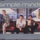 Simple Minds - War Babies - UK Promo  CD Single