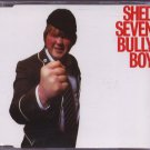 Shed Seven - Bully Boy - UK  CD Single