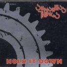 Senseless Things - Hold It Down - UK  CD Single