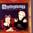 Scarlet - Independent Love Song - UK  CD Single