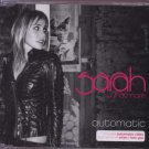 Sarah Whatmore - Automatic - UK  CD Single