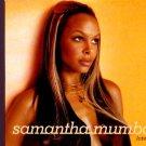 Samantha Mumba - Lately - UK Promo  CD Single