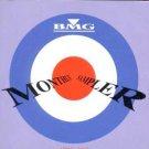 Sagitaire QTip/LFU/Toni Braxton/Various - BMG Sampler - UK Promo CD