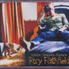 Rory Faithfield - Nowhere, Somewhere, Anywhere - UK  CD Single