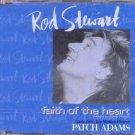 Rod Stewart - Faith Of The Heart - UK  CD Single