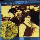 Renegade Funktrain - I Wonder... - UK  CD Single