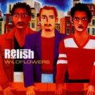 Relish - Wildflowers - UK Promo  CD