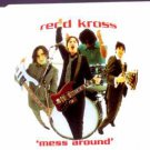 Red Kross - Mess Around - UK Promo  CD Single