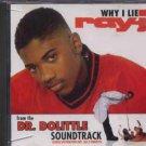 Ray-J - Why I Lie - USA Promo  CD Single