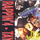Rappin 4-Tay - I'll Be Around - UK CD Single