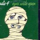 Radio 4 - Eyes Wide Open - UK Promo CD Single