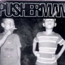 Pusherman - Show Me Slowly - UK Promo CD Single
