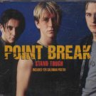 Point Break - Stand Tough - UK  CD Single