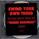 PMD - Swing Your Own Thing - USA Promo  CD Single