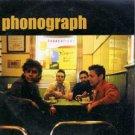 Phonograph - Hangin' - UK Promo CD Single