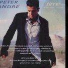 Peter Andre - Time - album sampler - UK Promo  CD Single