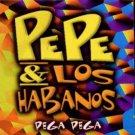 Pepe & Los Habanos - Pega Pega - Euro Promo CD Single