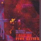 Peanut Butter Wolf - Tale Of Five Cities - UK  CD Single