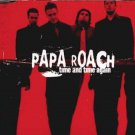 Papa Roach - Time And Time Again - UK Promo CD Single