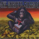 One Minute Silence - A Waste Of Things To Come - UK  CD Single