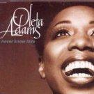 Oleta Adams - Never Knew Love - UK CD Single
