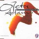 Oleta Adams - Don't Let The Sun Go Down On Me - UK CD Single