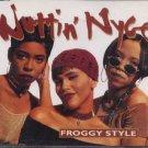 Nuttin' Nyce - Froggy Style - UK  CD Single