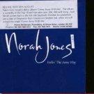 Norah Jones - Feelin' The Same Way - UK Promo  CD Single