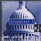 NJJ - Broadcast 1 - UK  CD
