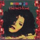 Nimorin - It Feels Good To Be Loved - UK  CD Single