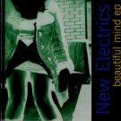 New Electrics - Beautiful Mind EP - UK  CD Single