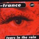 N-Trance - Tears In The Rain - UK  CD Single