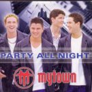 Mytown - Party All Night - UK Promo CD Single