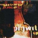 Mystery Juice - Pigwit EP - UK  CD Single