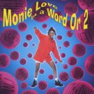 Monie Love - In A Word Or 2 - Italy  CD