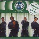 MN8 - Tuff Act To Follow - UK  CD Single