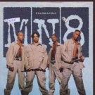 MN8 - If You Only Let Me - UK Promo  CD Single