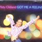 Misty Oldfield - Got Me A Feeling - UK CD Single