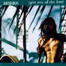 Mishka - (Give You All The Love) - UK CD Single