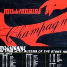 Millionaire - Champagne - UK CD Single