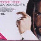 Michael Moog - You Belong To Me - UK  CD Single